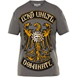 Ecko Unltd. MMA T-Shirt Dominate Grau, S