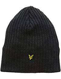 Lyle & Scott Men's Knitted Ribbed Beanie