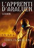 L'Apprenti d'Araluen - Tome 7 - La rançon