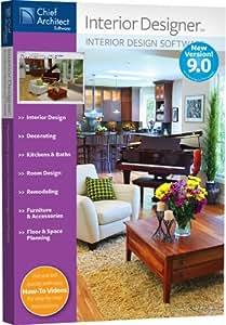 Chief Architect Interior Designer 9.0 (PC CD)