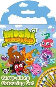 Alligator Books Moshi Monsters llevar a lo largo Set