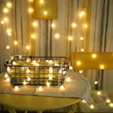 Led String Light, Zimingu Ball Fairy Light, 100 LED Globe Wasserdichtes Starry Light 33ft für Weihnachten, Hochzeit, Pa