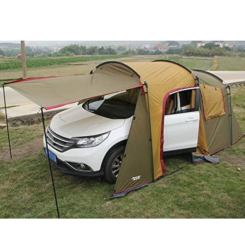 Xljh Outdoor 5-8 Personen Auto Reisezelt für Camping Selbstfahrende Zelt Markise