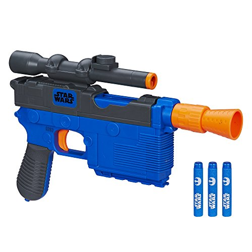 Star Wars VII: The Force Awakens Nerf Han Solo Blaster