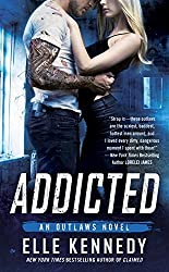 Addicted (The Outlaws Series) by Elle Kennedy (2016-06-28)