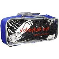 GIMER 10/520Red Voleibol, Negro, talla única