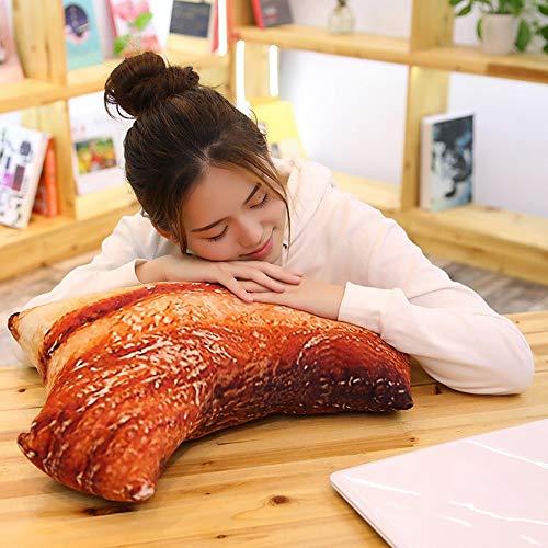 Mjia pillow Plüschkissen,3D Schweinebauch Kissen Gewichtsverlust Kissen niedlich lustige...