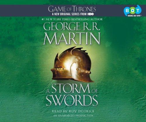 A Storm of Swords: (Lib)(CD)