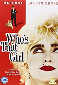Who's That Girl [DVD] [1987]