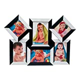 Wall Hanging Collage Frame of 6 photos (...