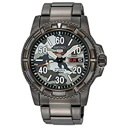 Seiko Analog Multi-Color Dial Mens Watch - SRP225K1