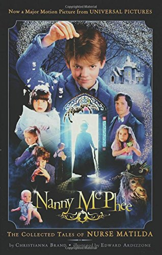Nanny Mcphee: The Collected Tales Of Nur...