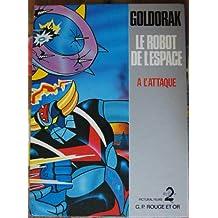 Goldorak, le robot de l'espace, a l'attaque