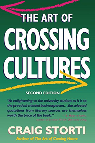 The Art of Crossing Cultures (English Edition)