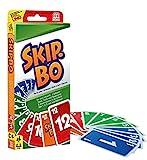 Mattel 52370-0 Skip-Bo, Kartenspiel