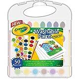 Crayola Washable Paint N Paper Set, Multi Color