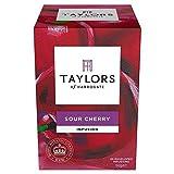 6x Taylors & Kew Sauerkirsche Teebeuteln 20 Pro Packung