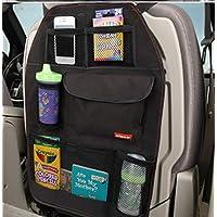 Oyedens Car SUV Back Seat Tidy Organiser Multi-Pocket Holder Pouch Storage Bag