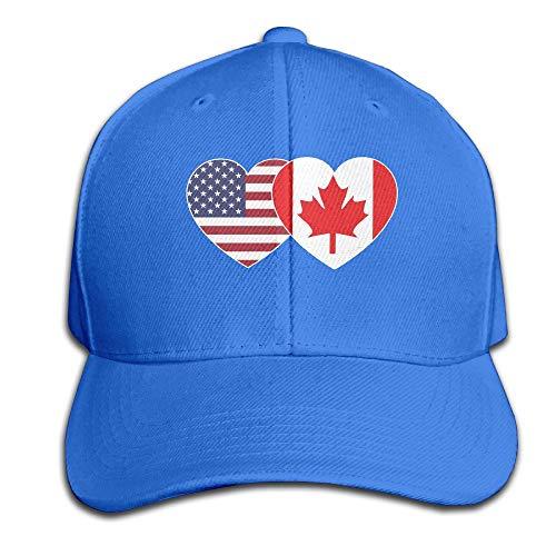 Kotdeqay Elefant-Sonnenbrille-Blauer Himmel-Baseballmütze-Unisexfischen-Kappen ragten die schwarzen heißen Hüte empor