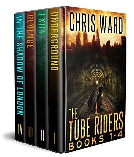 The Tube Riders Complete Series Volumes 1-4 (English Edition) (Tube Serie)