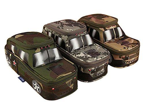 Cool Bag Maquillage Jeep Pen Trousses Porte-monnaie Pochette couleur aléatoire