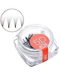 Noir® Premade Volume Fans 5D Lotus Lashes Individual Eyelash Extensions (C 10mm)
