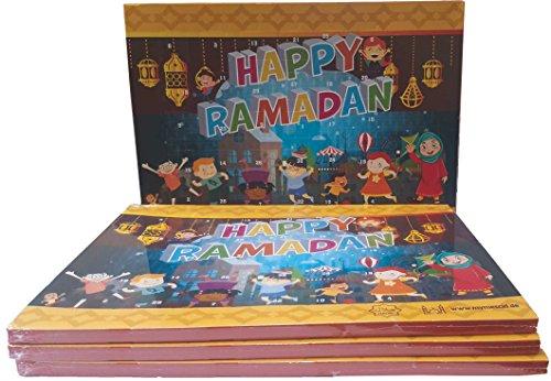 Tag-planer Kids Für (Ramadan Kalender mit Schokolade für Kinder/Fast Calender with chocolate (50))