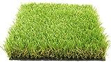 Césped Permanente Luxor de tipo césped / hierba / césped sintético artificial de alta gama,...