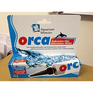 Aquarium Münster Orca Unterwasserkleber 75g