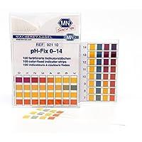pH-Fix Indikatorstäbchen pH 0 - 14 Packung à 100 Teststäbchen 6 x 85 mm