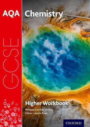 AQA GCSE Chemistry Workbook: Higher