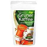 grüner Kaffee gemahlen mit Ingwer 100g green Coffee Abnehmen Diät