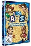 NBA von A-Z - Die besten Patzer, Highlights und Streiche in der NBA (mit Dirk Nowitzki u.v.a.)