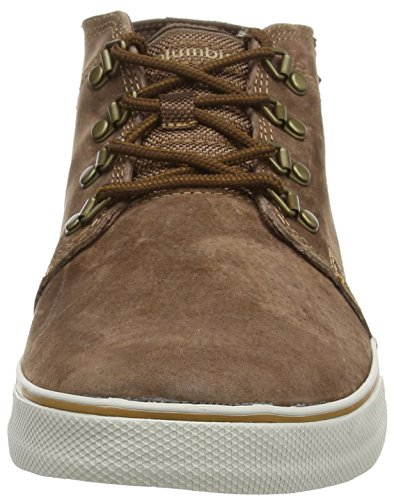 Columbia Vulc N Vent Half Dome, Baskets Basses Homme Marron (256)