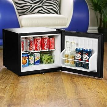 Drinkstuff 17ltr ChillQuiet Mini Fridge - Black
