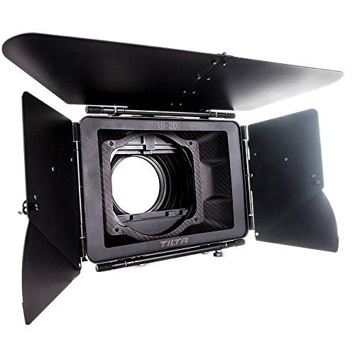 Tilta MB-T04 4x5.65 Carbon Fiber lens Professional Matte Box for ARRI mini URSA mini SONY FS5 FS7 F55 Canon C100 C300 MK II RED camera Film - Arri Lens