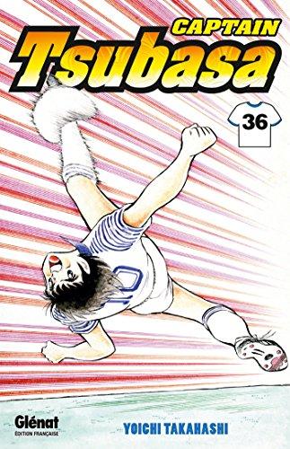 Captain Tsubasa - Tome 36: Un serment sous la voûte céleste par Yoichi Takahashi