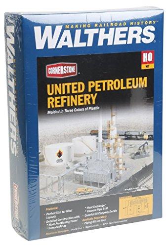 Walthers Cornerstone Escala H0 Kit Construcción Refinería