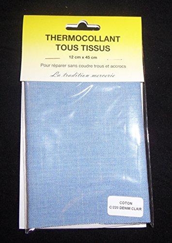 percale-tissu-thermocollant-patch-de-couleur-bleu-jeans-clair-12-x-45-cm-100-coton-piece-de-reparati