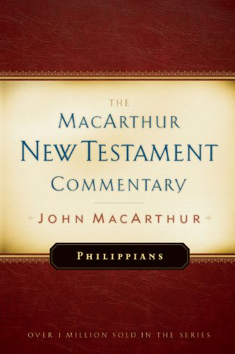 Philippians MacArthur New Testament Commentary (MacArthur New Testament Commentary Series Book 21) (English Edition)
