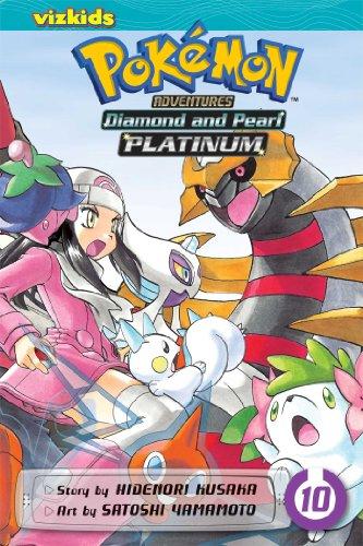 Pokemon Diamond and Pearl. Volume 10
