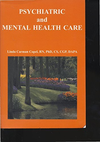 the-nurses-clinical-guide-to-psychiatric-and-mental-health-care-by-linda-copel-1996-06-01