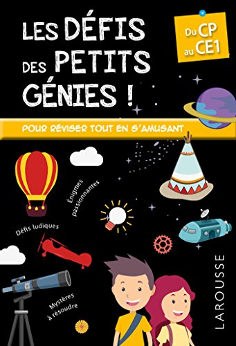 Les Dfis des Petits Genies, du CP au CE1
