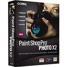 Paint Shop Pro Photo X2 deutsch