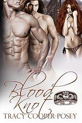 Blood Knot: A Vampire Menage Urban Fantasy Romance (Blood Stone Book 1) (English Edition)