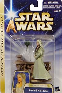 Details about  /Star Wars Attack Of The Clones Secret Ceremony Padme Amidala
