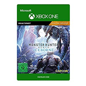 Monster Hunter World: Iceborne Digital Deluxe Edition –  Xbox One – Download Code