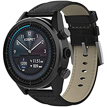 Homelectric Inc Montre Intelligente 4G Smartwatch pour Android 7.1.1 3 Go + 32 Go