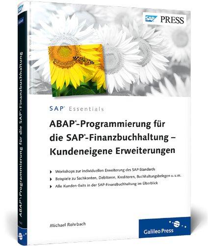 ABAP-Programmierung für die SAP-Finanzbuchhaltung – Kundeneigene Erweiterungen: User-Exits und BAdIs für SAP FI (SAP PRESS)