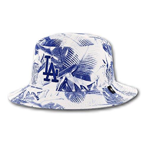 47-Brand-Angler-Mtze-LA-Dodgers-MLB-Bucket-Hat-blau-weiss-Einheitsgrsse-58-cm